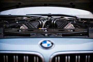 Porsche Panamera BMW M6 sur Sytse Dijkstra