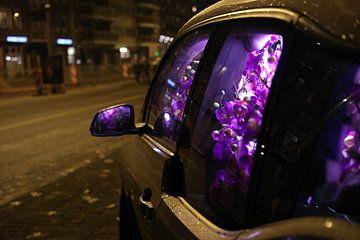 Bloemenwagen van Robert Prins