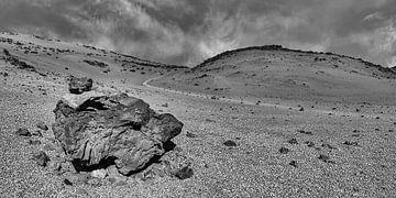 Vulkanlandschaft, Teneriffa von Walter G. Allgöwer