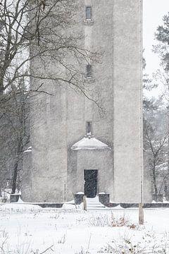 toren bij radio Kootwijk van Hans Monasso