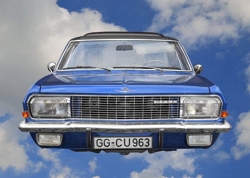 Opel Diplomaat A van aRi F. Huber