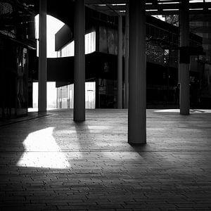 Almere light am Sonntag