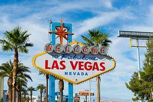 Sign, Las Vegas van Johan van Venrooy