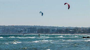 Skysurfer sur Dietmar Wolf