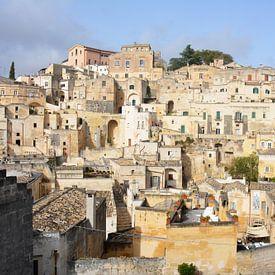 Sassi van Matera Basilicata Italië van My Footprints