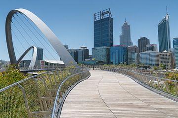Skyline von Perth, Western Australia von Alexander Ludwig
