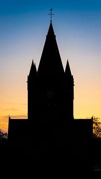 L'église Paulus à Halle-Saale sur Martin Wasilewski