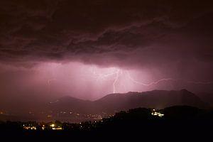 Onweer van HJ de Ruijter