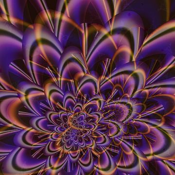 bloem 11 van Claudia Gründler
