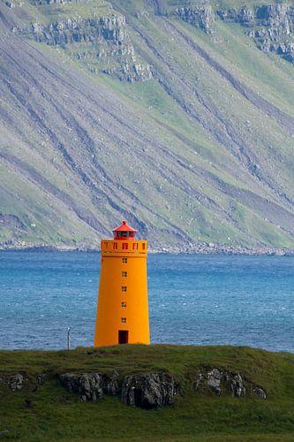 IJslandse vuurtoren  van