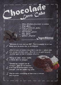 Dessert Recept - Lava Cake