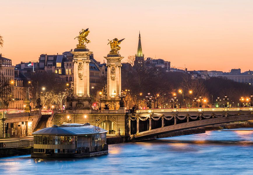 An der Seine von Paris