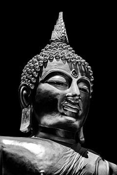 Boeddha-figuur van Uwe Merkel