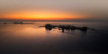 Zonsopkomst Adriatische zee von Jenco van Zalk