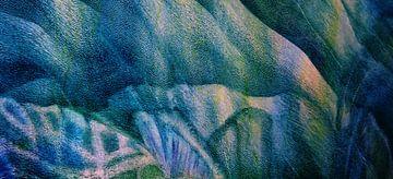 Vlinder landschap van Ingrid van El