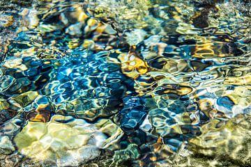 Stones water and sun van Nicc Koch