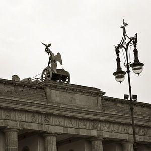 Brandenburger Tor - Quadriga - Berlin