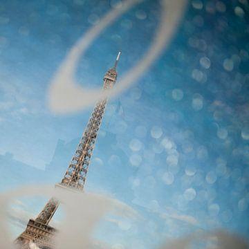 Eiffeltoren van Laura Vink