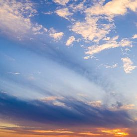 Hollandse lucht van Patrick van Oostrom