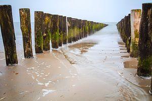 Paalhoofden strand Zoutelande