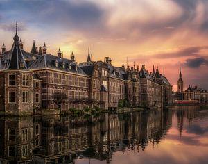 Den Haag Hofvijver van