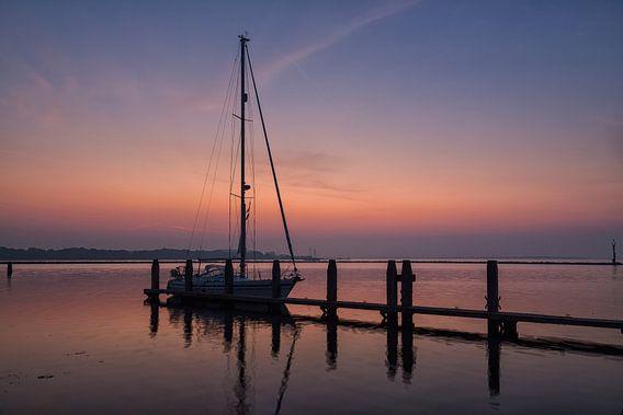 20 minuten voor zonsopkomst  van Bram van Broekhoven