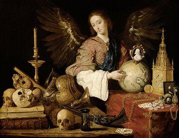 Allegorie der Eitelkeit, Antonio de Pereda
