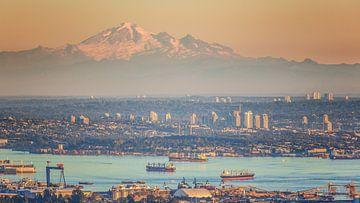 Vancouver City sur Jurjen Veerman