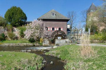 Wassermühle in Brüggen von Peter Eckert
