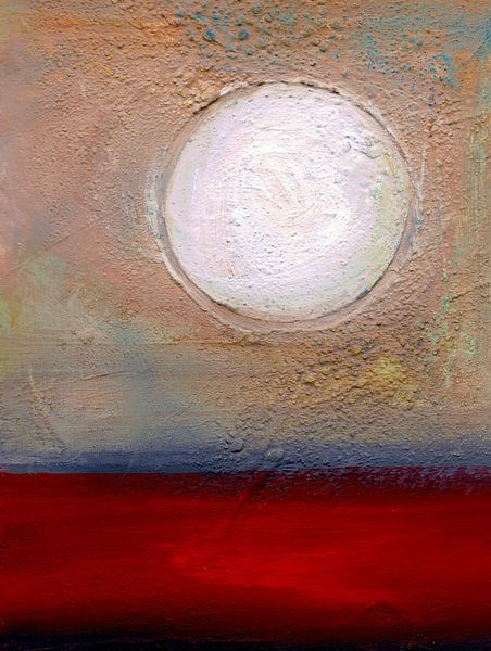 Abstrakte Dimension van Katarina Niksic