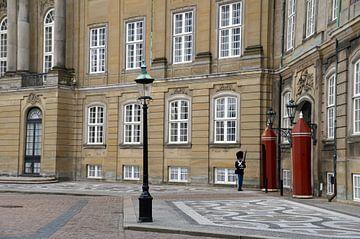 Paleis, Kopenhagen van Greetje Dijkstra