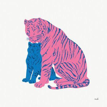 Hey tiger II, Moira Hershey van Wild Apple