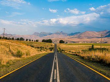 Clarens, Südafrika von Thomas Bartelds