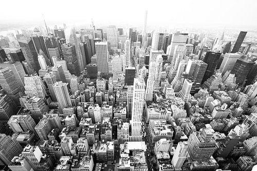 New York uitzicht van