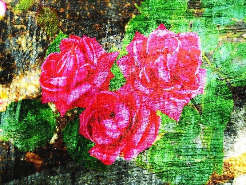 FlowerPower Fantasy 26 van MoArt (Maurice Heuts)