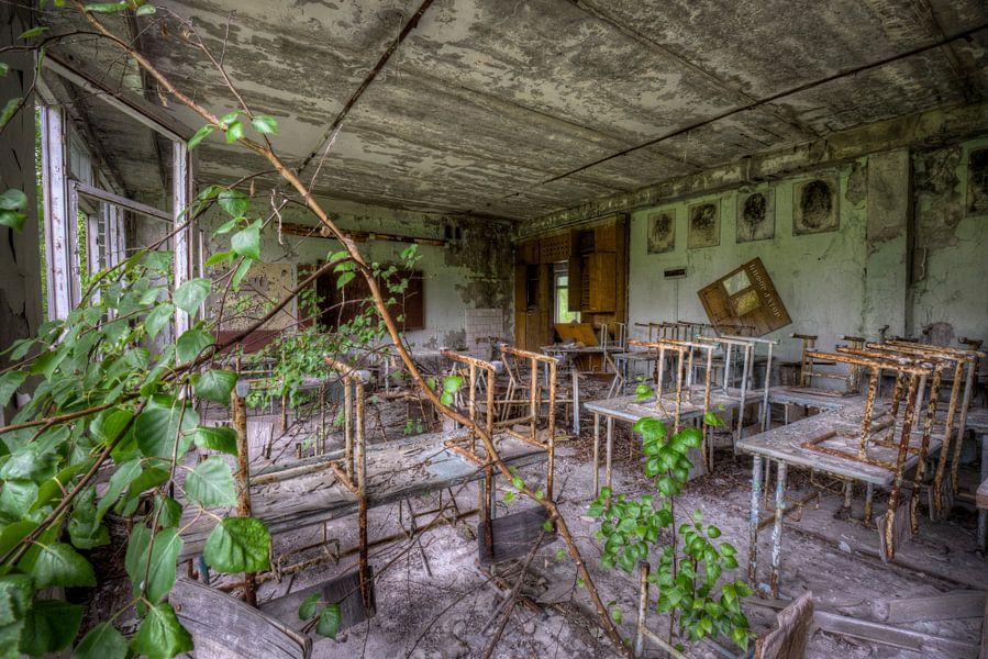 Schoolgebouw van Henny Reumerman