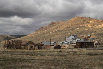 Verlaten dorp von Kimberley Helmendag