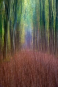 Bäume tanzen. von Francis Dost