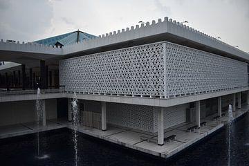 Masjid Negara, Malaysia von Dominique Van Gerwen