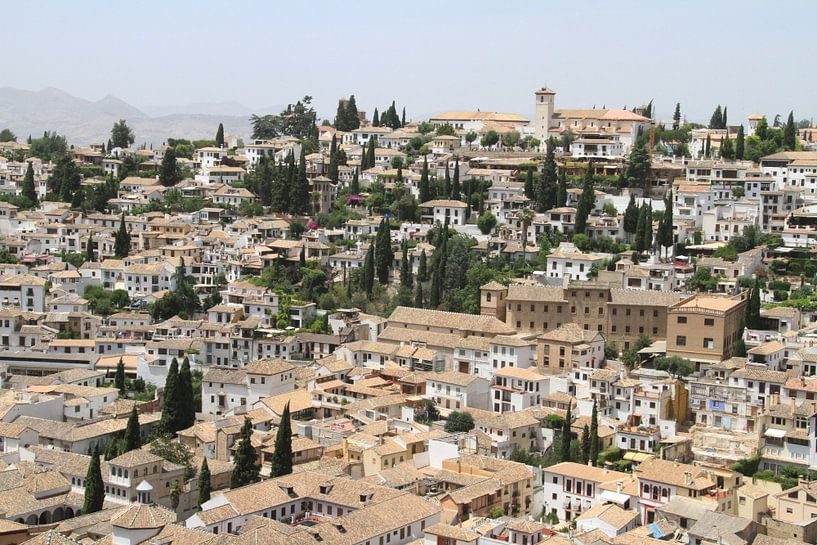 Granada van Gert-Jan Siesling