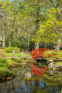 Japanse tuin van Fred Leeflang