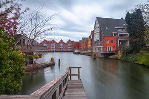 Woonwijk in Hoorn van