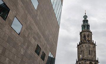 Alt vs. neu von Daniel Van der Brug