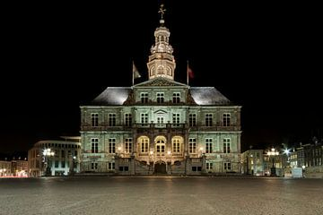 stadhuis Maastricht van Richard Driessen