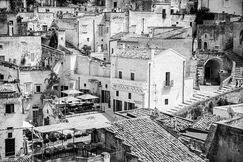 Witte stad | Matera, Italie | Reisfotografie art print