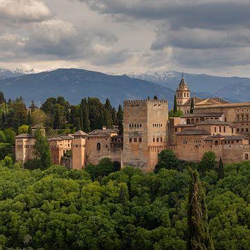 Alhambra de Granada. van Hennnie Keeris