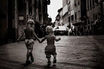 Zwart Wit Fotografie van Kim Groenendal