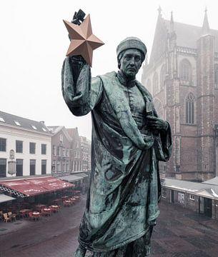Haarlem: Lautje met cultuurster van