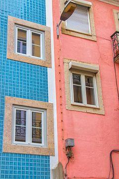 Häuser von Lissabon von zogorium