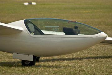 Cockpit van een zweefvliegtuig van Norbert Sülzner